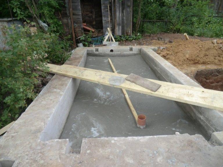 Фундамент под баню своими руками: для бани, как сделать, как залить, без фундамента, установка сруба, пошаговая инструкция, ленточный, из пеноблоков, для каркасной, под каркасную, столбчатый