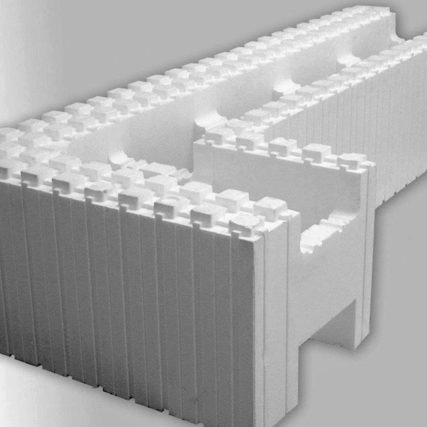 Несъемная опалубка из пенополистирола: для дома, фундамента, перекрытий