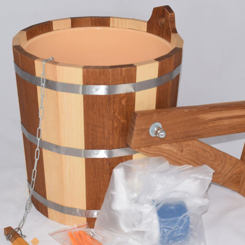 Мастерим обливное устройство для бани своими руками