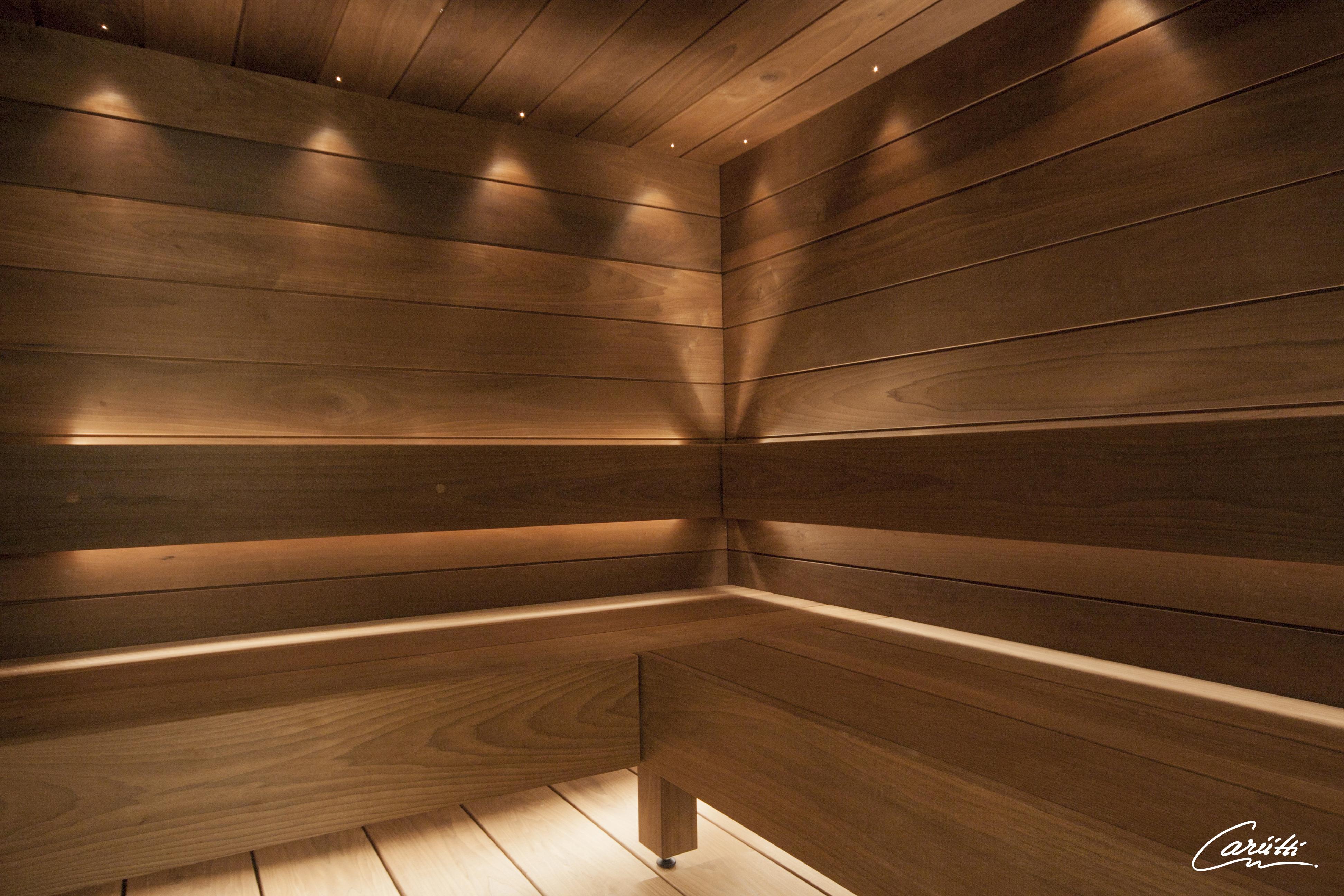 Светильники для бани: обзор разновидностей