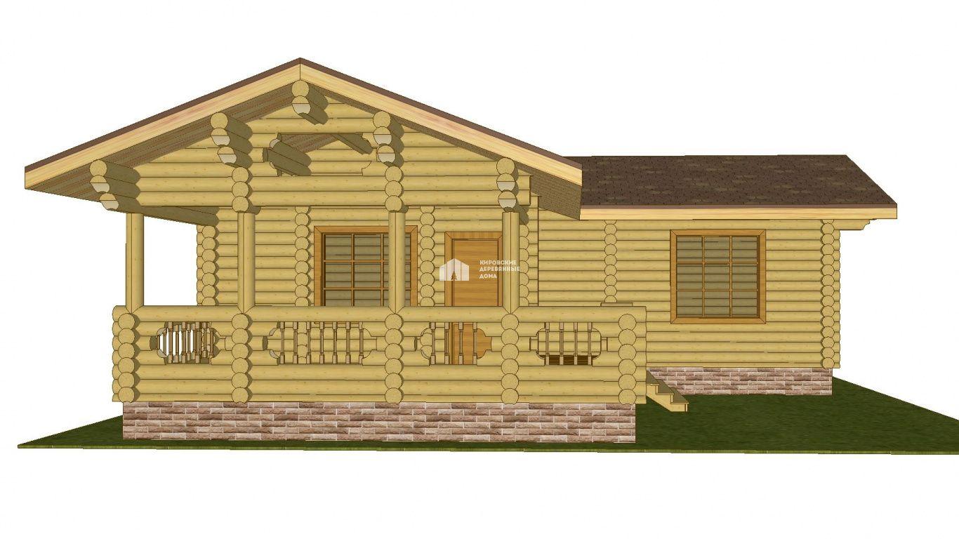 Оптимальный размер бани для дома и дачи