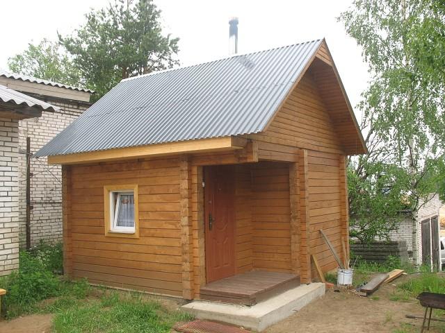 Проекты бань с размерами под ключ, готовые, лучшие для строительства, цены в москве