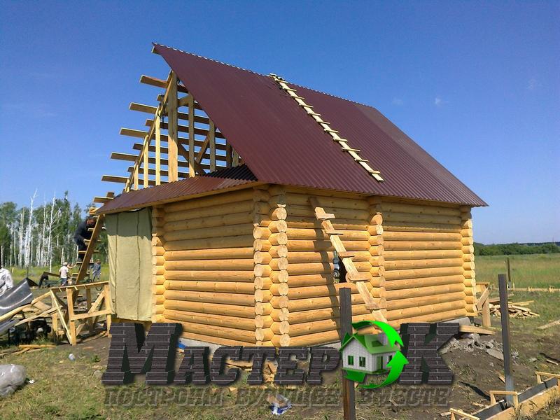 Особенности создания односкатной крыши своими руками и последовательность выполнения работ