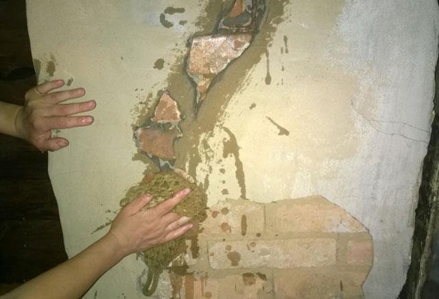 Чем замазать трещины на печке – варианты решения проблемы