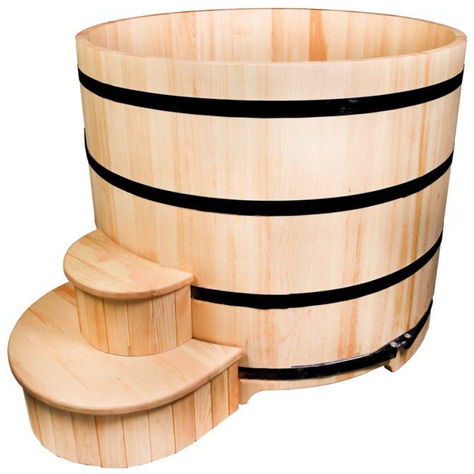 Купель с подогревом (29 фото): модели с печкой на дровах, фурако для бани, пластиковые и деревянные купели, изготовление своими руками