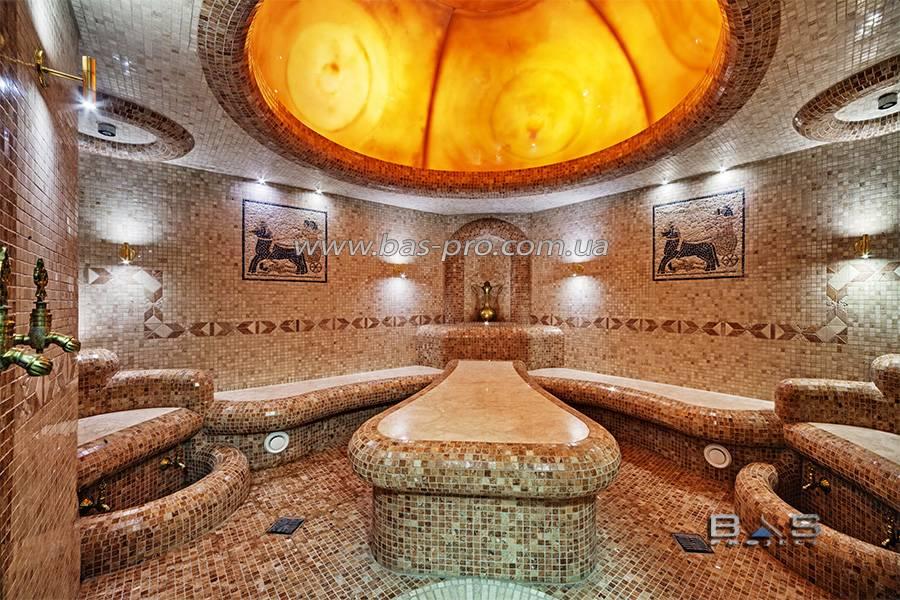 Особенности «нерусской» бани: строим хамам своими руками