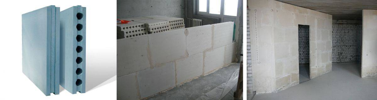 Урок 8. возведение стен из пазогребневых плит