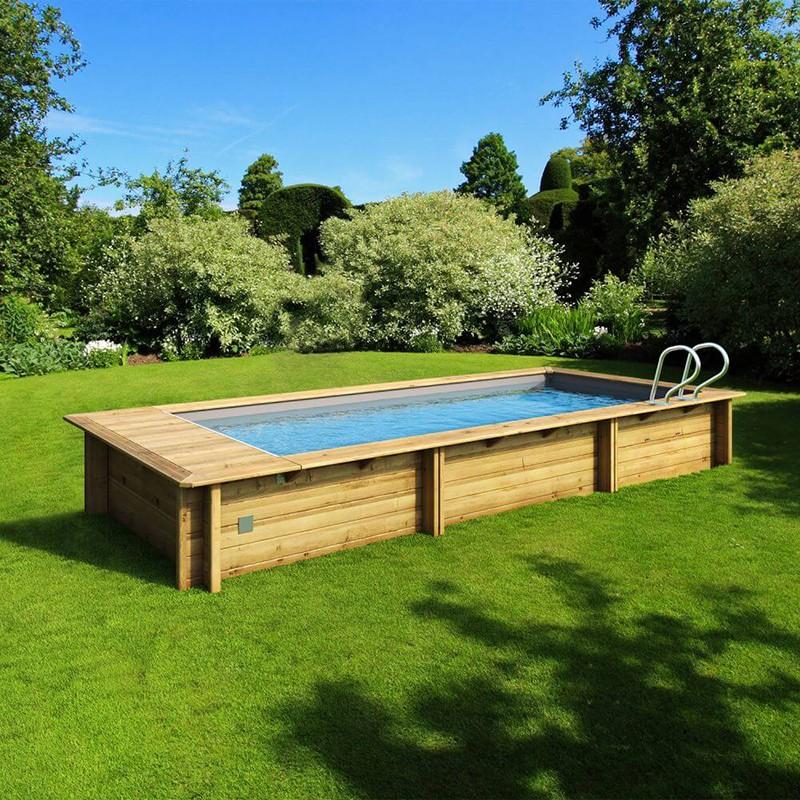 Обшить каркасный бассейн деревом: как выбрать древесину для обшивки, как отделать деревянными досками своими руками?