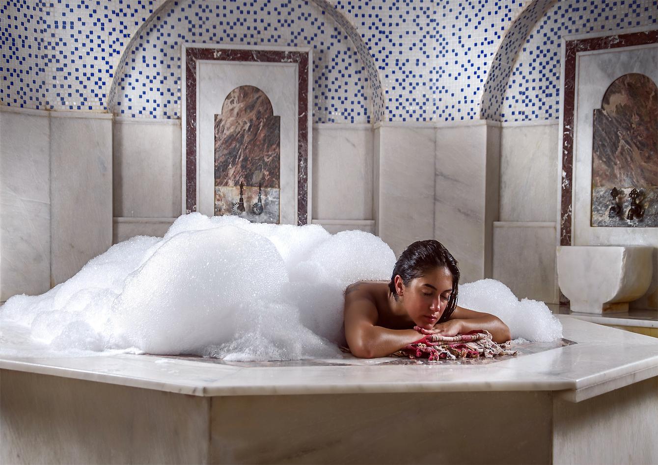 Турецкая баня хамам – польза для здоровья и ощущение благодати