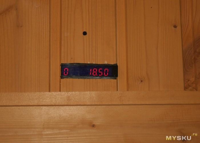 Термометр для бани и другие измерительные приборы: выбор и установка