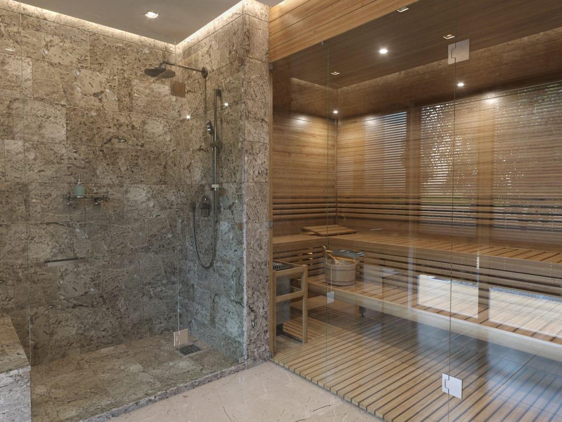 Моечная в бане своими руками: фото, особенности обустройства