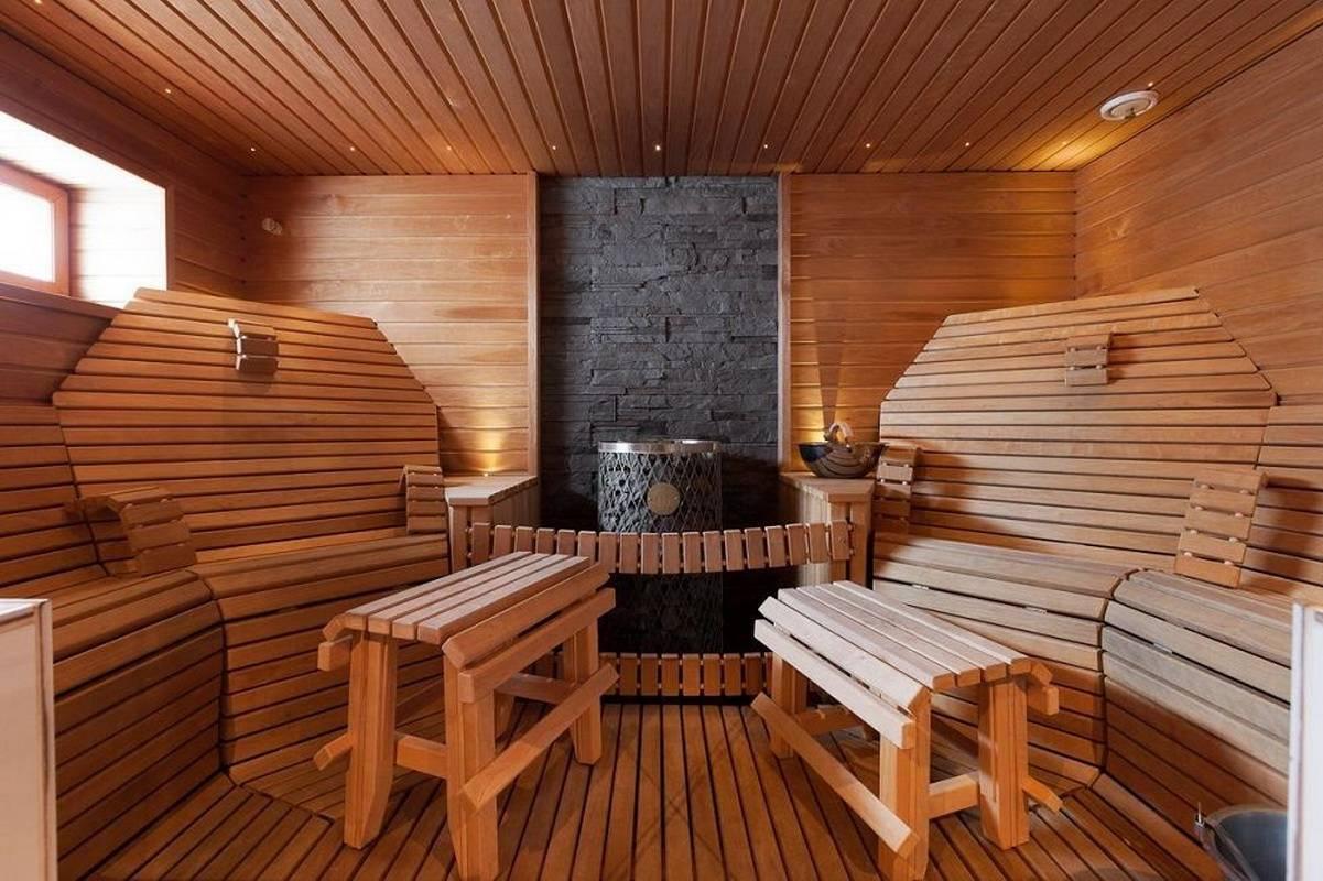 Сауна в квартире: домашние бани и парилки разных видов в интерьере, фото