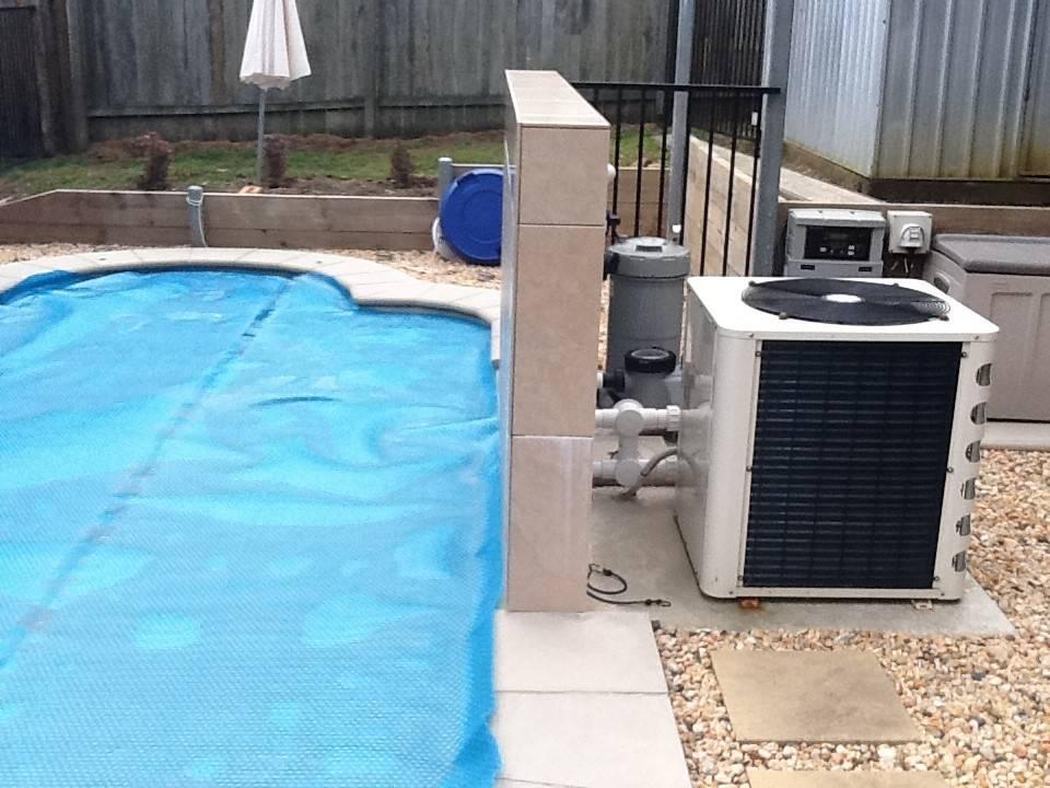 Тепловой насос для бассейна - преимущества, виды, выбор и установка