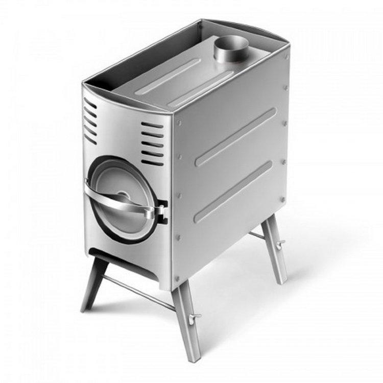 Занимает совсем немного место и греет «на отлично»! мини-печь для бани своими руками