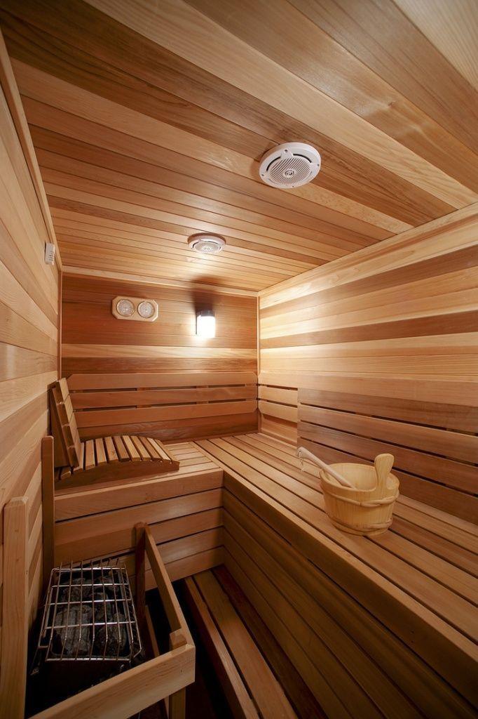 Внутренний дизайн бани: варианты обустройства