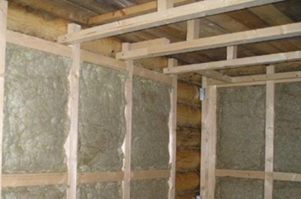 Пароизоляция стен в бане из газобетона
