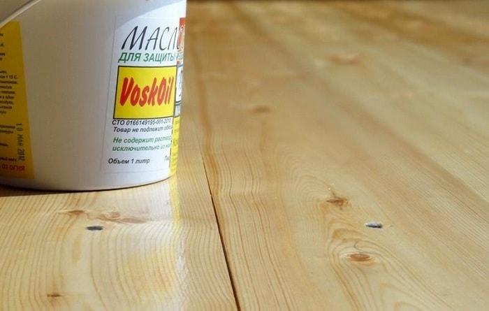 Плюсы и минусы льняного масла для дерева