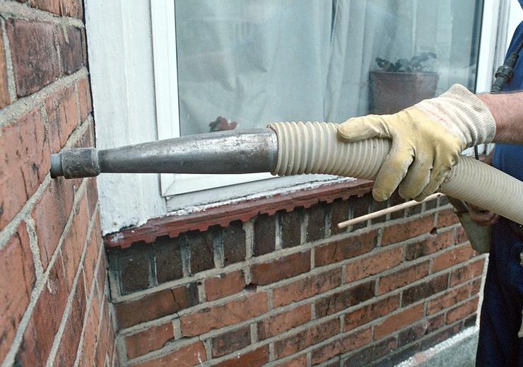 Утепление стен пенофолом изнутри и технология утепления перлитом снаружи