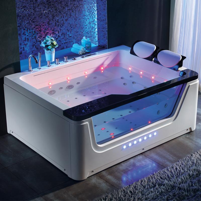 Виды джакузи: какие бывают джакузи по форме, разновидности джакузи по размерам, стоимость гидромассажных ванн