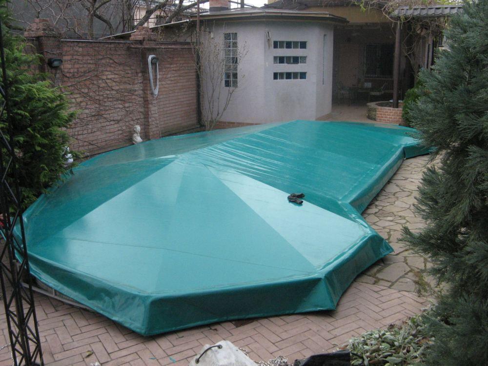 Как подготовить к зиме всесезонный каркасный бассейн?