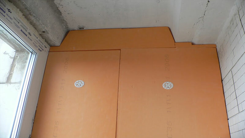 Как и чем клеить пеноплекс к бетону — способы крепления утеплителя