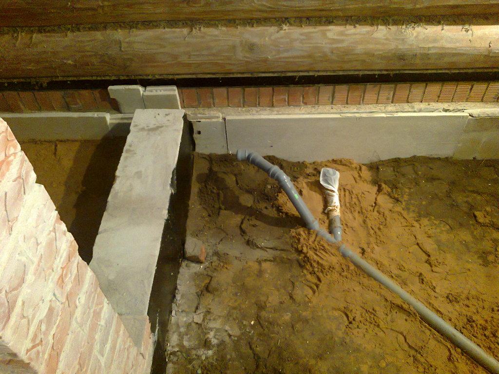 Как утеплить фундамент дома снаружи пеноплексом своими руками