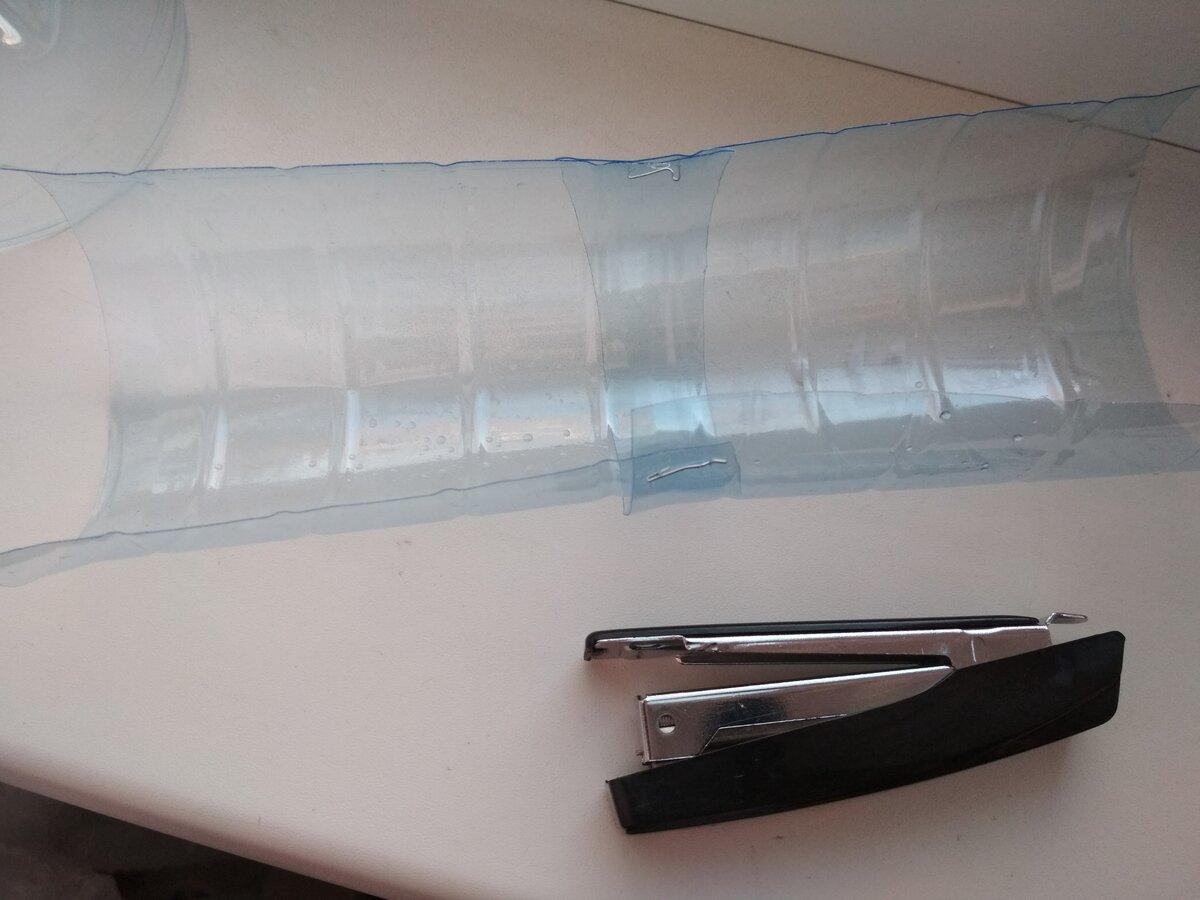 Водостоки из подручных материаловсвоими руками