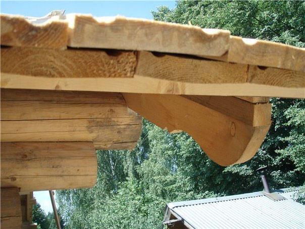 Деревянная крыша: используемые материалы, технологии устройства, особенности тесовых кровель