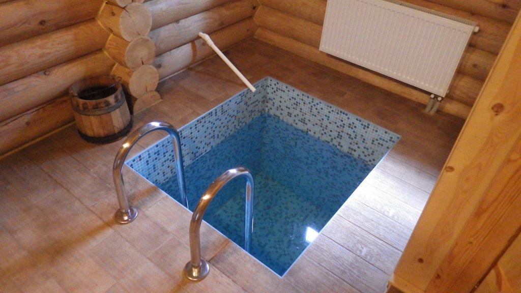 Проекты бань с бассейном: планировки, фото и особенности составления