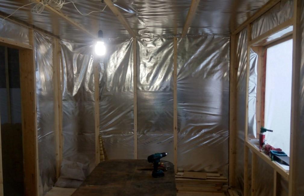 Утеплитель для каркасной бани на стены: материалы и их выбор, технология проведения теплоизоляции