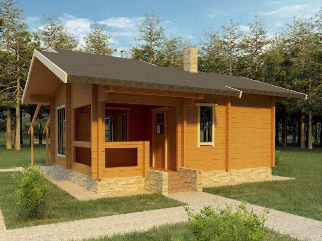 Проекты гостевых бань: примеры и особенности реализации. нюансы строительства гостевых домов с баней   построить баню ру