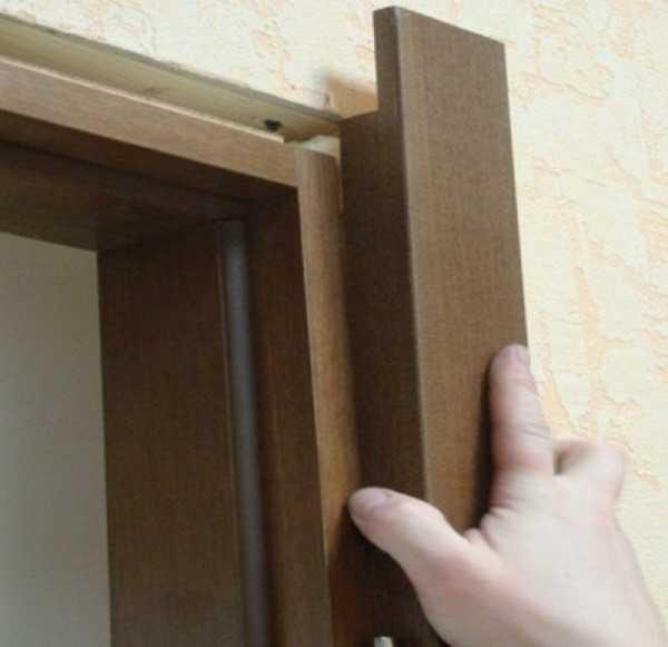 Ничего лишнего: дизайн дверей без наличников
