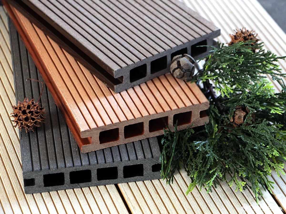 Декинг: садовый паркет для дорожек из термоясеня и другой термодревесины для дачи, размеры, композитный декинг для  балкона