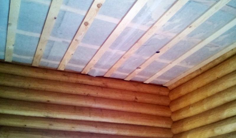 Пароизоляционная пленка для потолка бани: способы и материалы пароизоляции и гидроизоляции - фольга, изоспан и другие материалы