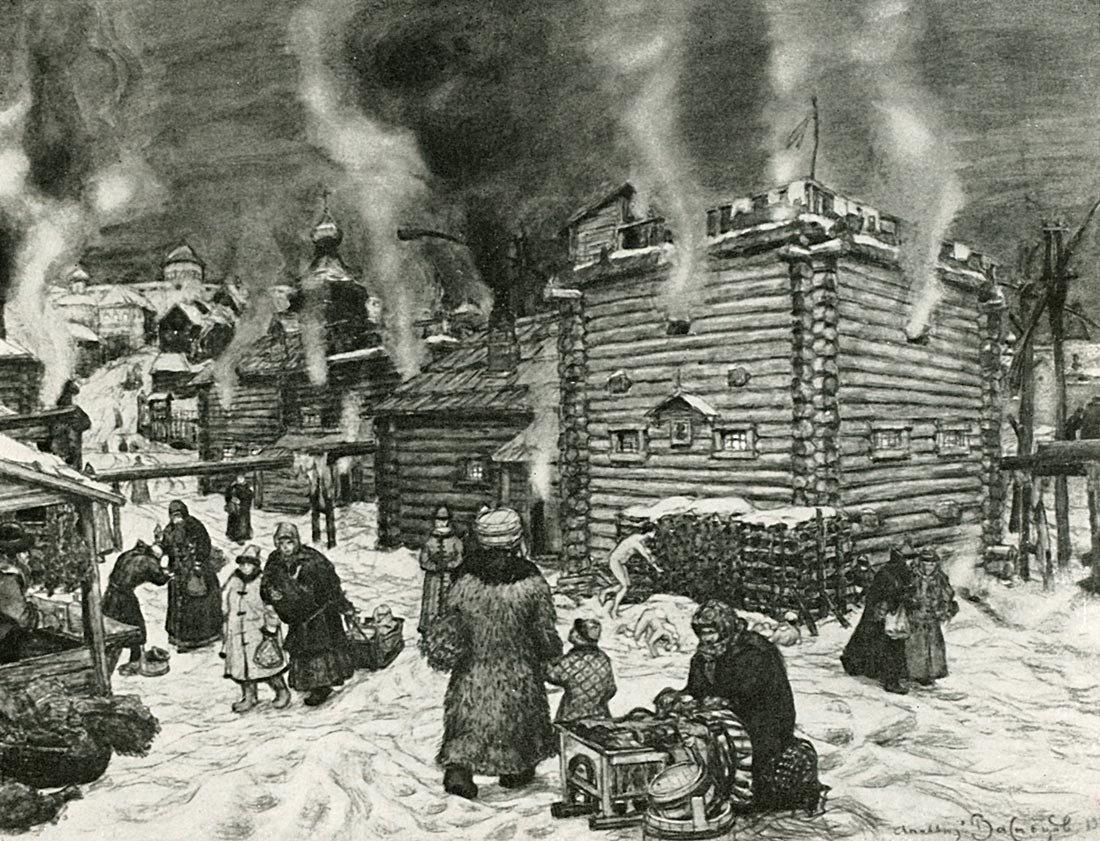История и традиции русской бани: краткий очерк