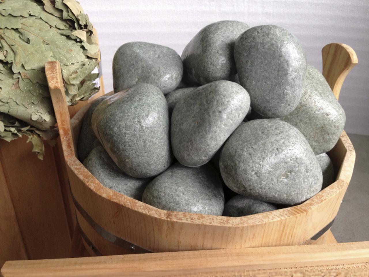 Камни для бани (45 фото): какие лучше и как правильно выбрать