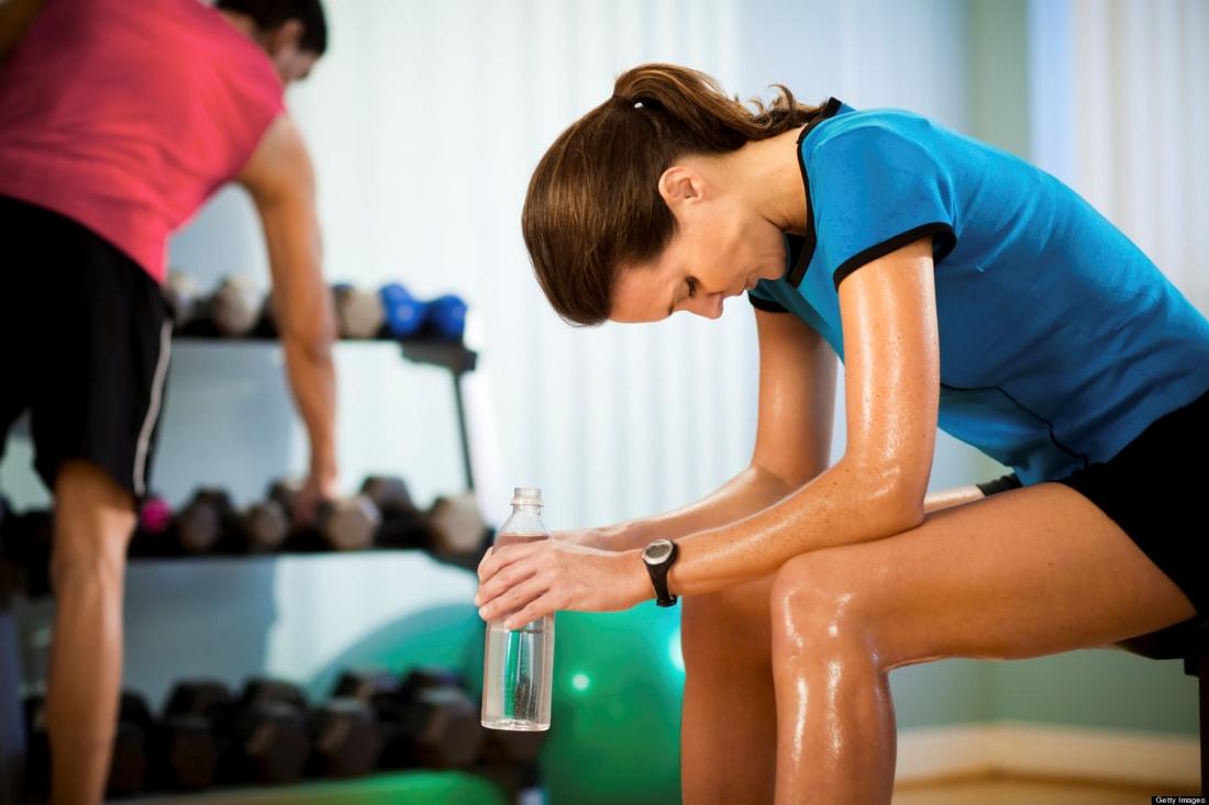 Баня после тренировки: можно ли идти после занятия спортом