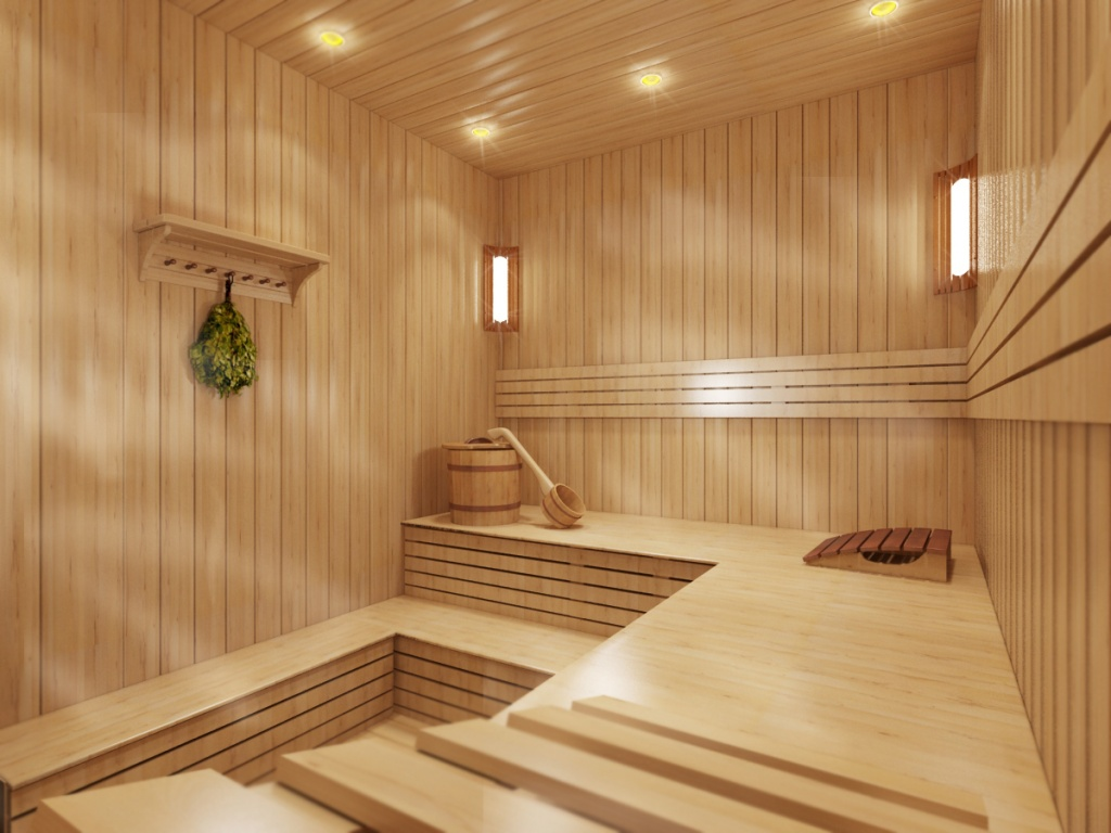 Отделка бани внутри (79 фото): внутреннее обустройство парилки и душевой, комнаты отдыха и парной своими руками
