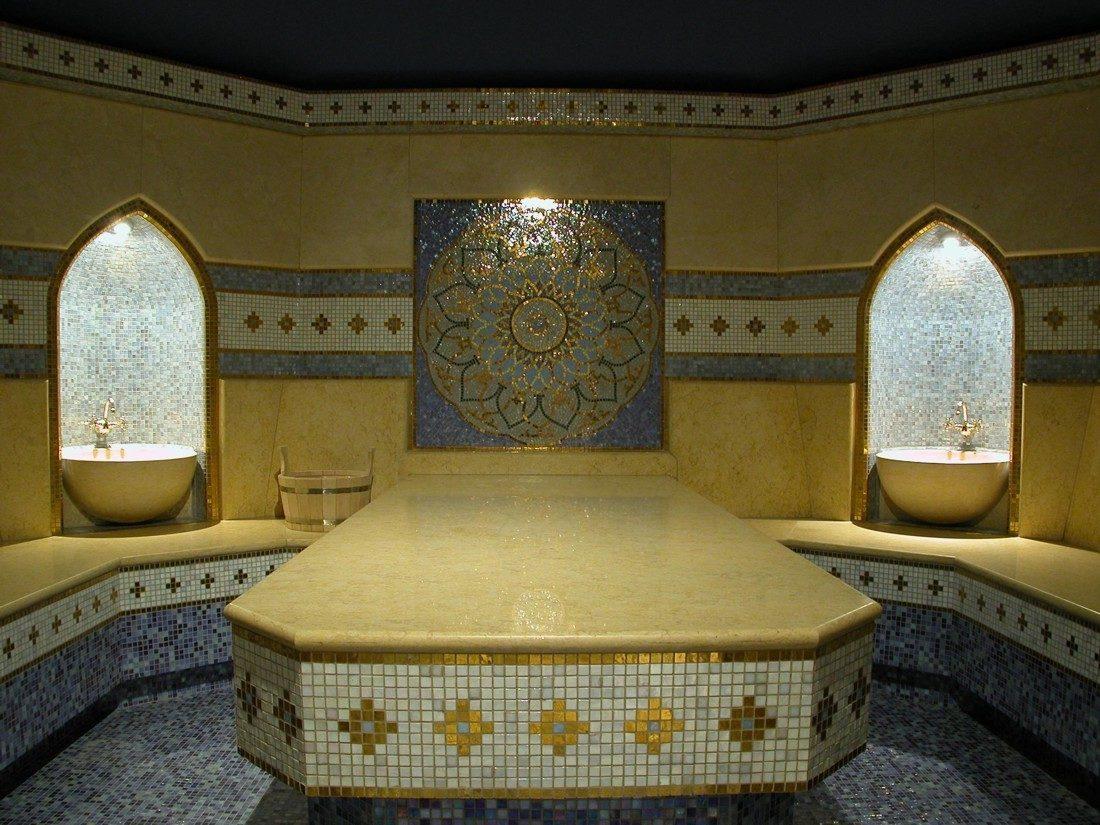 Турецкая баня [хамам]: что это такое, как устроена и в чем отличие?