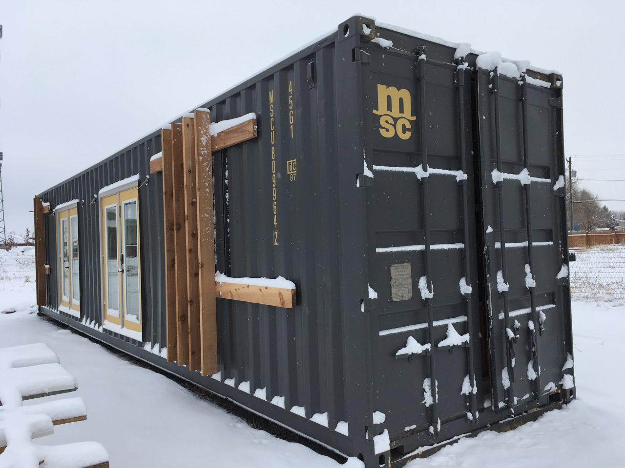Дома из морских контейнеров: лучшая ли технология для россии?