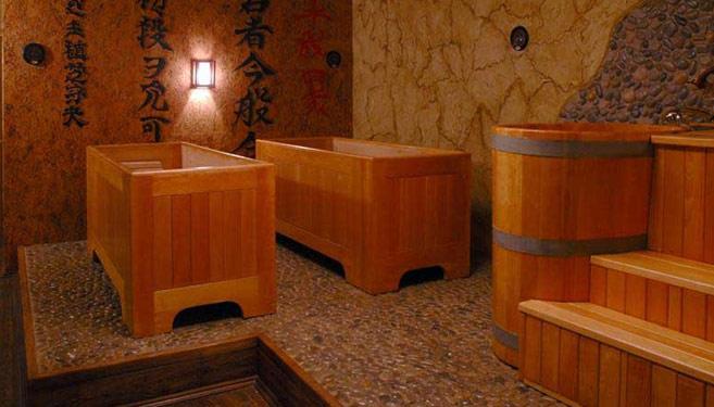 Японская баня офуро своими руками – тонкости и основы