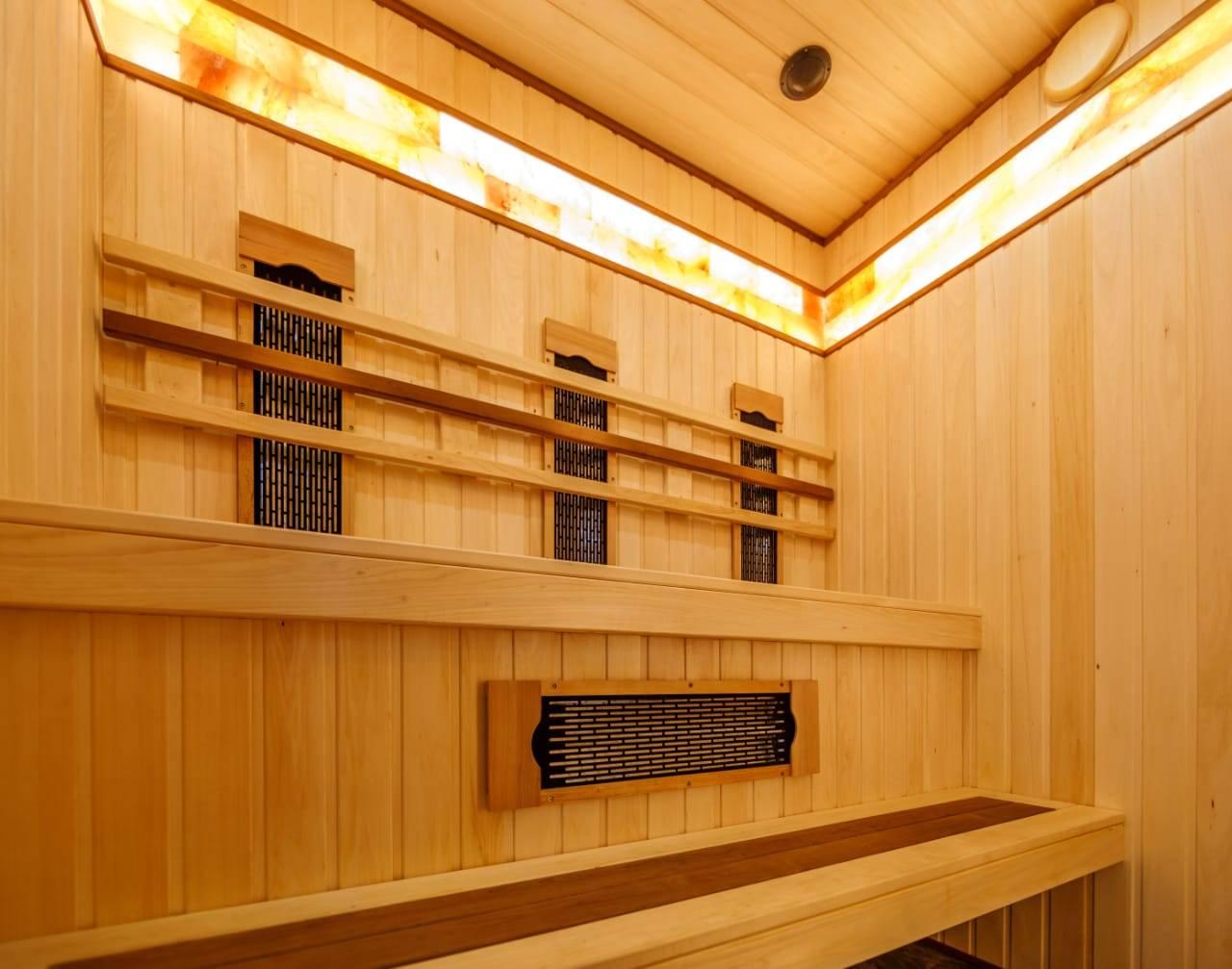 Обогреватели для бани: ик обогреватели, выбор, установка