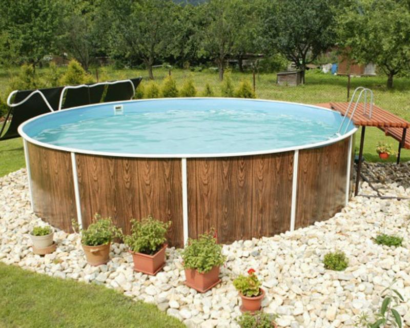 Каркасный бассейн – собственный «фитнес-клуб» на приусадебном участке!