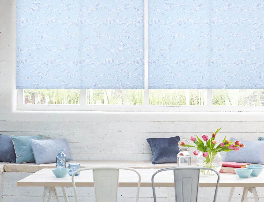 Выбираем рулонные шторы на кухню: идеи с фото