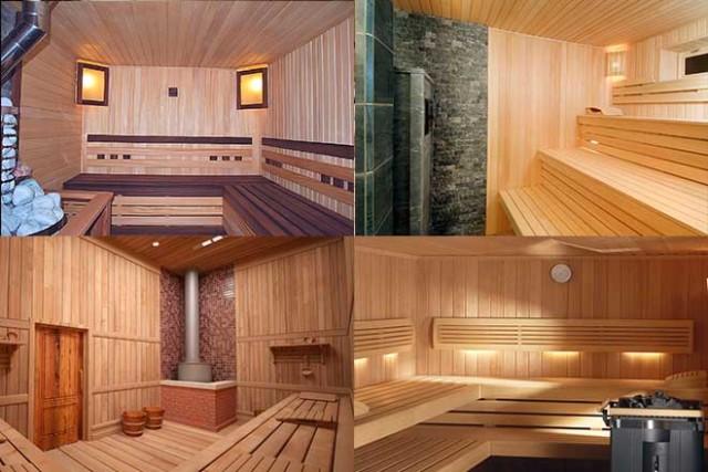 Внутренняя отделка бани: варианты, выбор стиля и материалов исходя из типа