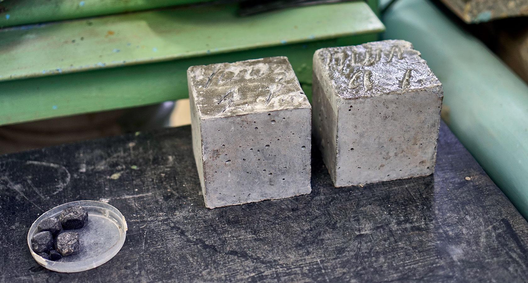 Как проверить цемент не имея лаборатории?
