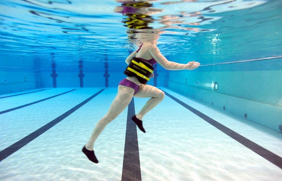Аквааэробика для похудения: польза и правила проведения тренировок