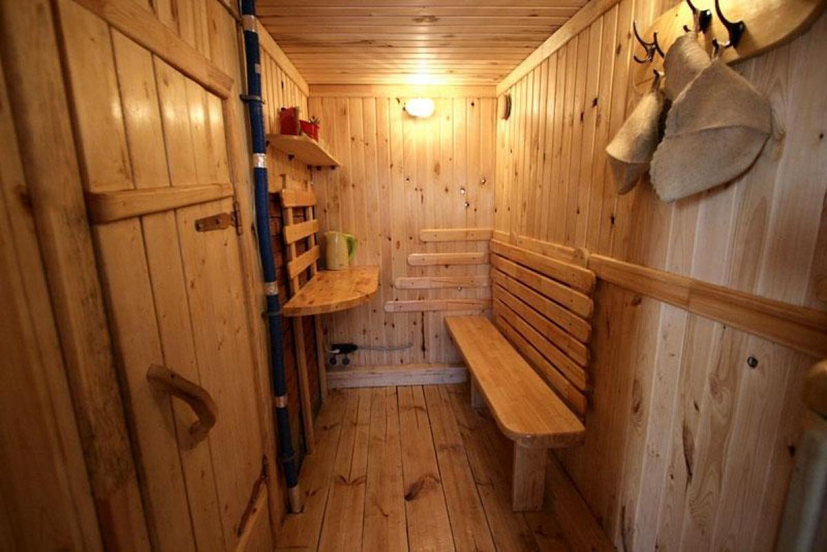 Обустройство бани: традиционные и современные решения