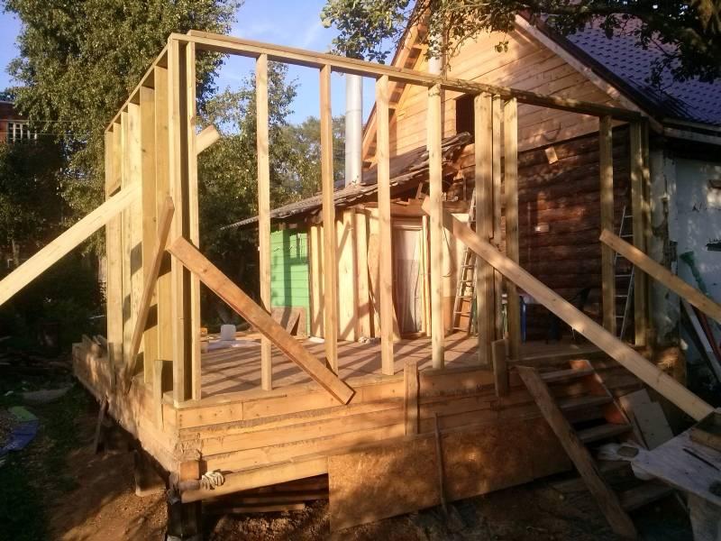 Простая инструкция по строительству каркасно-щитовой бани для новичка