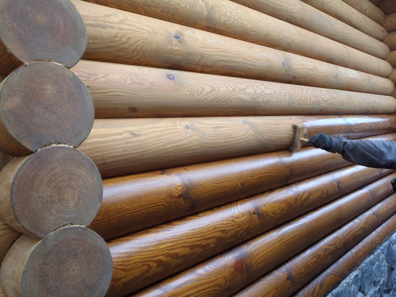 Особенности внутренней обработки деревянного дома